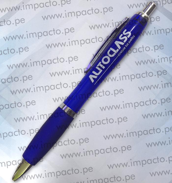 Autoclass Lapicero Oficina Publicidad Merchandising