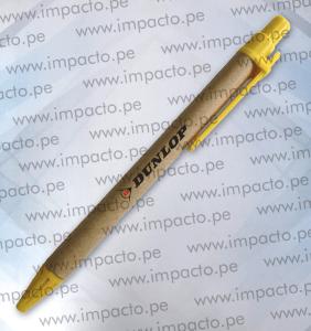 Dunlop Lapicero Oficina Publicidad Merchandising