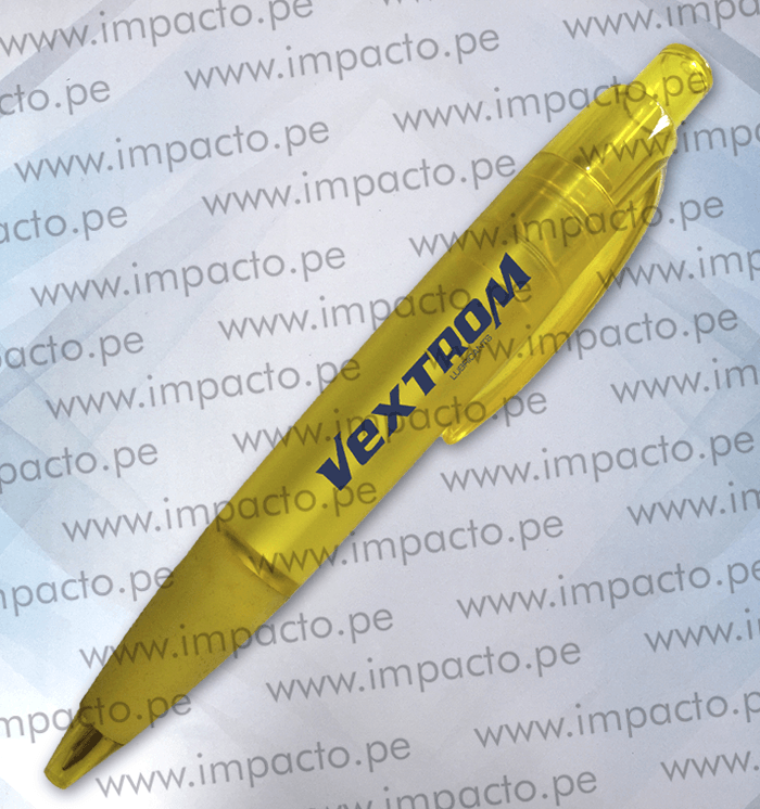 Vextrom Lapicero Oficina Publicidad Merchandising