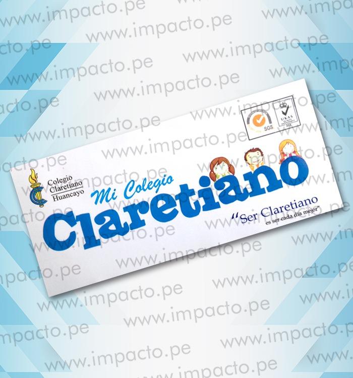 Sticker Claretiano