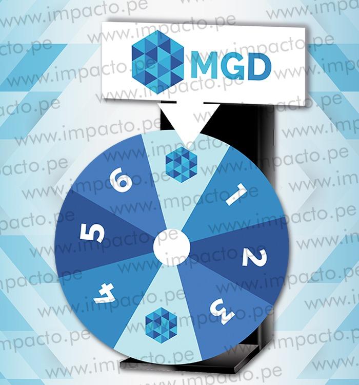 Ruleta MGD