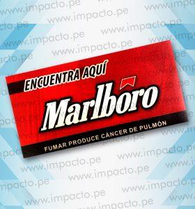 Sticker Malboro