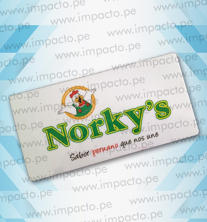 Sticker Norkys