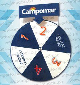Ruleta Campomar