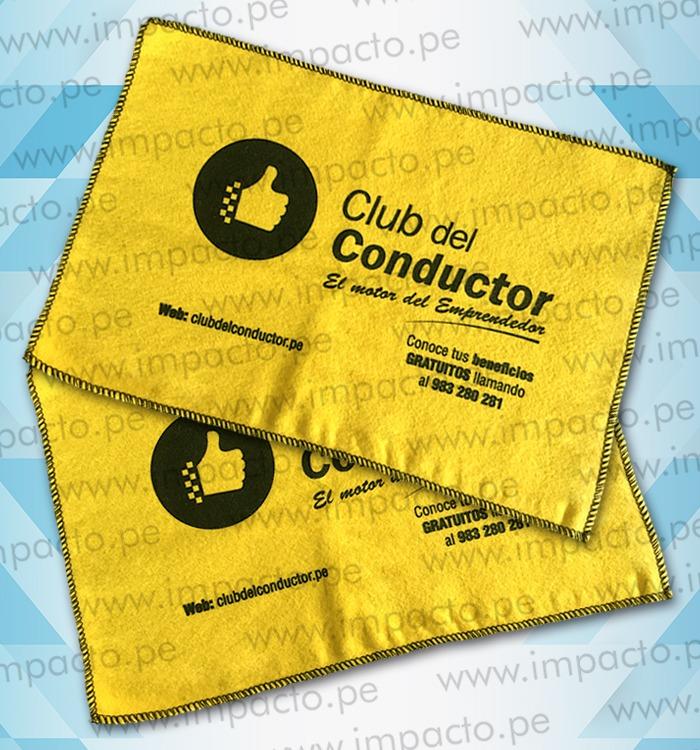 Franela Club Del Conductor